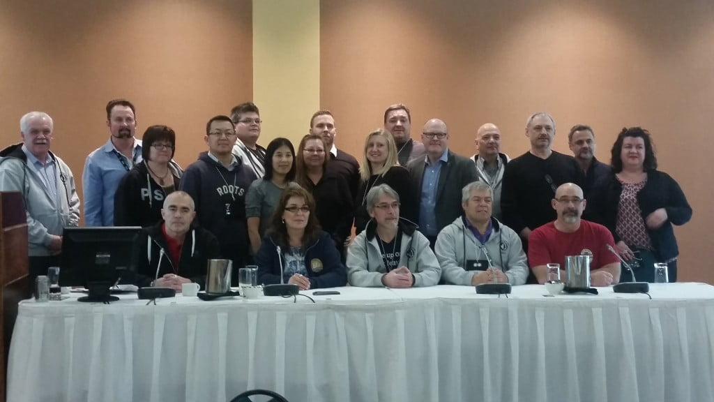 CFIA Bargaining Team